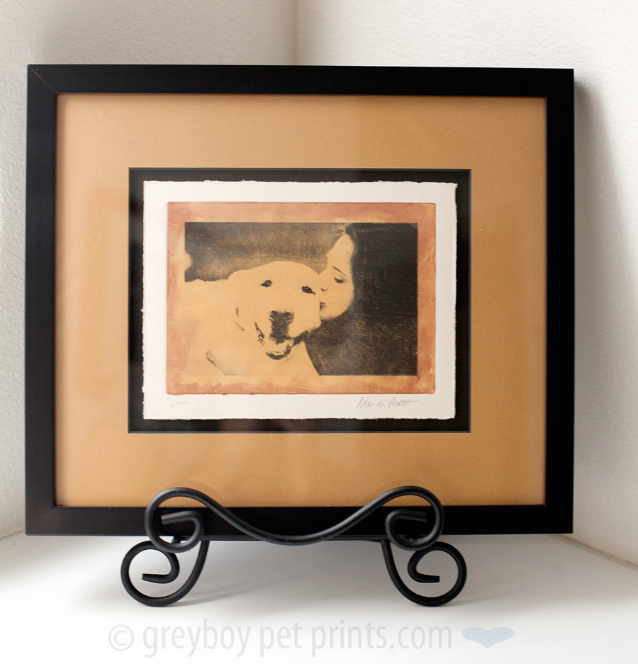 Framed-Pet-Photo-Etching