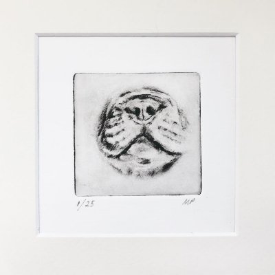 Mini Pet Art Etchings