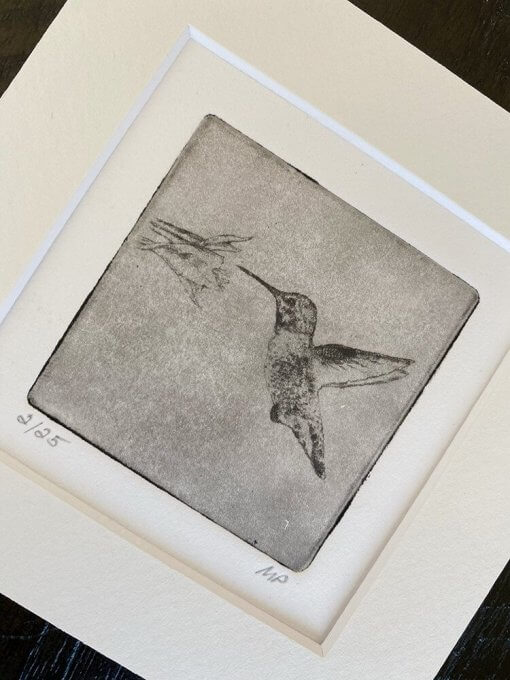 Hummingbird-Art-Small-Etched-Drawing